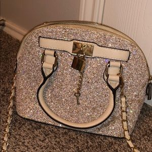 Aldo sparkly crossbody bag!!